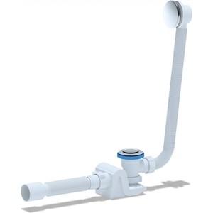 Слив-перелив BelBagno 422 мм для ванны, с гибкой трубой (CZR-STP2-01)