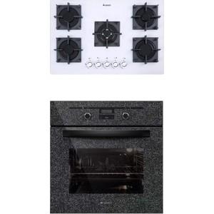 Встраиваемый комплект GEFEST СГ СН 2340 К32 + ДА 622-02 К43 встраиваемая газовая варочная панель gefest сг сн 1210 к4