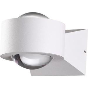 Уличный настенный светодиодный светильник Novotech 358153