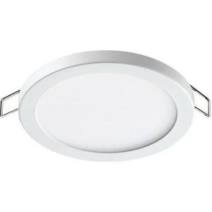 Встраиваемый светодиодный светильник Novotech 358267 встраиваемый светодиодный светильник novotech 357502
