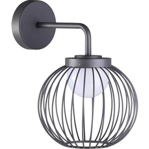 Уличный настенный светодиодный светильник Novotech 358286