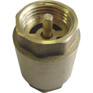 Клапан СТМ обратный 1 1/4 с латунным штоком (CBCVB114)