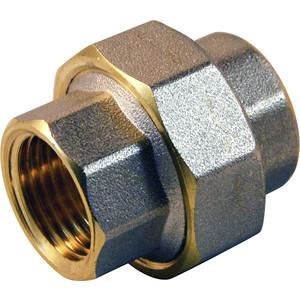 Муфта СТМ разъемная с накидной гайкой 1 гайка/гайка (CRSAF001)