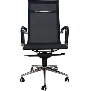 Кресло Меб-фф RT-01Q black / MF-1901