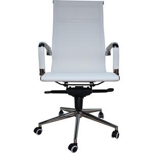 Кресло Меб-фф RT-01Q white / MF-1901