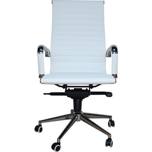 Кресло Меб-фф RT-03Q white / MF-1903