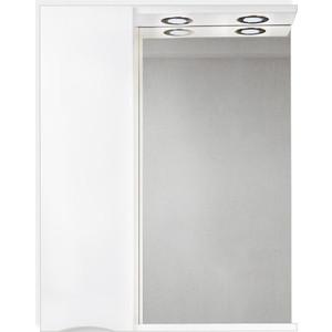 Зеркальный шкаф BelBagno Marino левый, белый (MARINO-SPC-600/750-1A-BL-P-L)