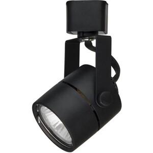 Трековый светильник Artelamp A1310PL-1BK a1582lt 1bk gamba настольный светильник