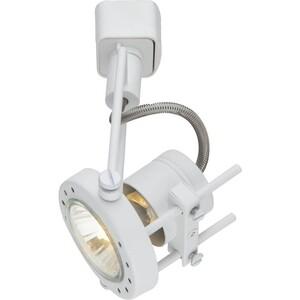 Трековый светодиодный светильник Artelamp A4300PL-1WH slv трековый светильник slv helia 152961
