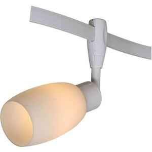 Трековый светильник Artelamp A3059PL-1WH трековый светильник slv d rection 153730