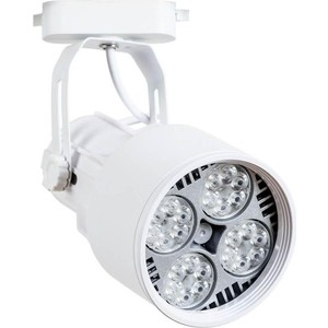 Трековый светильник Artelamp A6252PL-1WH трековый светильник slv d rection 153730