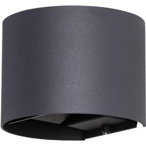 Уличный настенный светодиодный светильник Artelamp A1415AL-1BK
