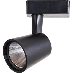 Трековый светильник Artelamp A2315PL-1BK a1582lt 1bk gamba настольный светильник