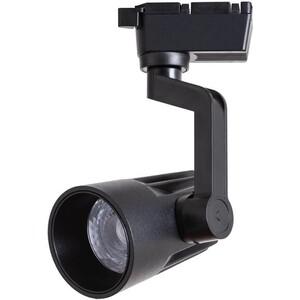 Трековый светильник Artelamp A1613PL-1BK a1582lt 1bk gamba настольный светильник