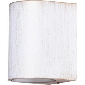 Уличный настенный светильник Arte Lamp A3502AL-1WG arte lamp a5709ap 1wg