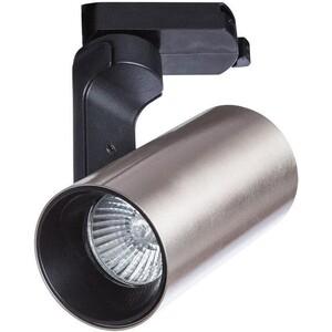 Фото - Трековый светильник Artelamp A2668PL-1SS люстра artelamp a9184pl 1ss 1 e27 60