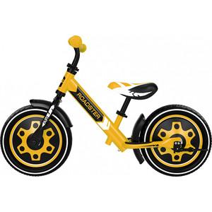 Беговел Small Rider Roadster 3 (Classic AIR) (желтый)