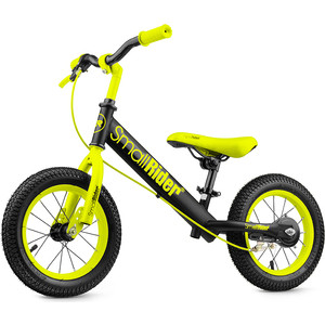 Беговел Small Rider с надувными колесами и тормозом Ranger 2 Neon (лайм)