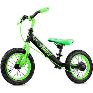 Беговел Small Rider с надувными колесами и тормозом Ranger 2 Neon (салатовый)