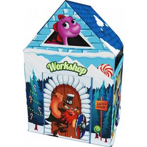 Домик палатка Small Rider с матрасиком влагостойкий ковриком House (гараж зимний)