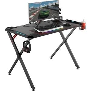 Компьютерные стол Eureka X1 S черный цена 2017