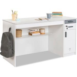 Письменный стол Cilek White с тумбой