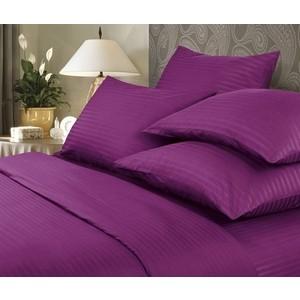 Комплект постельного белья Verossa Stripe Евро Violet (737993)