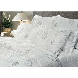 Комплект постельного белья Verossa Stripe Евро Серебряный вальс (738136)