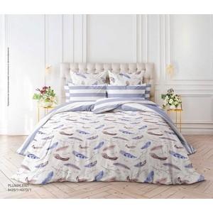 Комплект постельного белья Verossa Перкаль Евро Plumalent (738779)