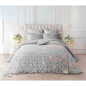 Комплект постельного белья Verossa Перкаль Евро Damask (738786) цена 2017