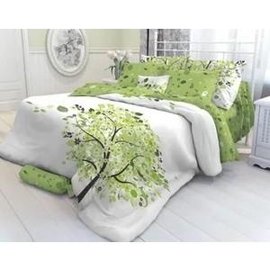 Комплект постельного белья Verossa Перкаль Семейный Arthur (738787)