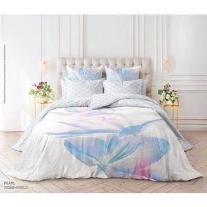 Комплект постельного белья Verossa Перкаль Евро Pearl (738838)