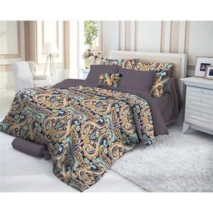 Комплект постельного белья Verossa Сатин Евро Deria (739514)