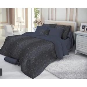 цена Комплект постельного белья Verossa Сатин Евро Rame (739532) онлайн в 2017 году