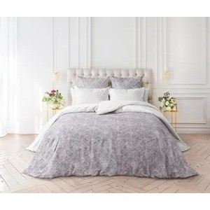 Комплект постельного белья Verossa Сатин 1,5СП Moon (741069) комплект постельного белья cloud factory 3 пр сатин simple love blue