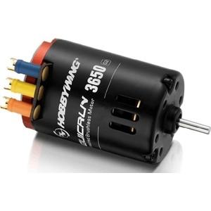 Бесколлекторный сенсорный мотор HobbyWing QuicRun 8.5T/3650 G2 для шоссейных и дрифтовых моделей масштаба 1/10 - HW-QUICRUN-3650-8.5T-G2
