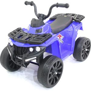 Детский квадроцикл FUTAI R1 на резиновых колесах 6V - 3201-BLUE