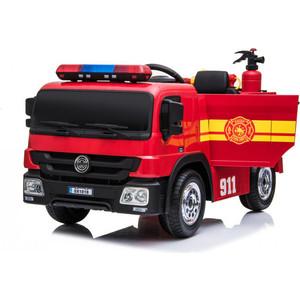 Электромобиль Hollicy пожарная машина с игровым набором - SX1818 пожарная машина наша игрушка пожарная машина красный zy437287