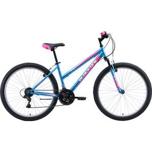 Велосипед Black One Alta 26 голубой/розовый/белый 14,5