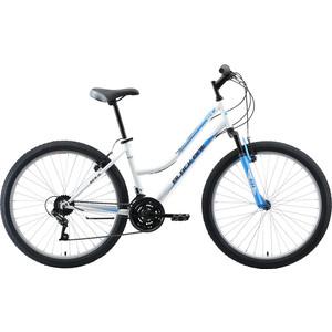 Велосипед Black One Eve 26 серебристый/голубой/серый 14,5
