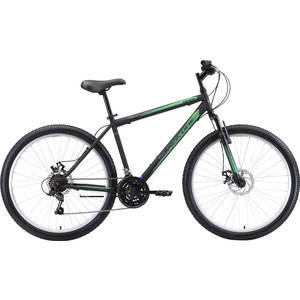 цена на Велосипед Black One Onix 26 D чёрный/серый/зелёный 18