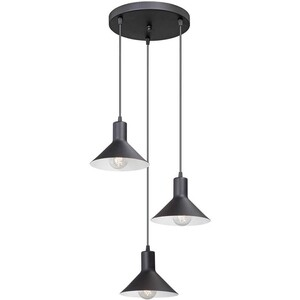 Подвесной светильник Vitaluce V4785-1/3S