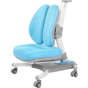 Кресло Rifforma Comfort-32 голубое с чехлом rifforma кресло comfort 06