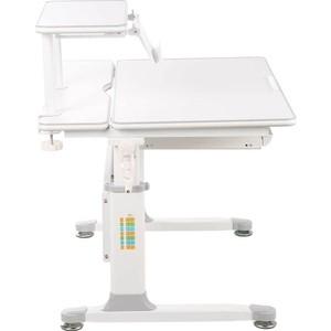 Стол Rifforma 90 светло-серый регулируемые парты и стулья rifforma rifforma set 07 lux мдф белый белый серый