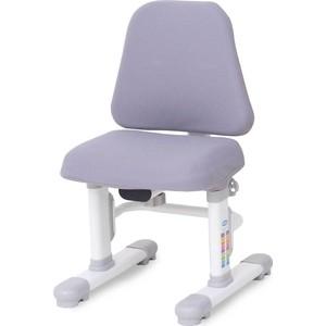 Стул Rifforma 05 люкс серый регулируемые парты и стулья rifforma rifforma set 07 lux мдф белый белый серый