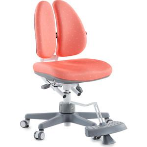 Кресло TCT Nanotec Duoback chair с двойной спинкой и подставкой для ног коралловое аксессуары для мебели tct nanotec бокс для полок
