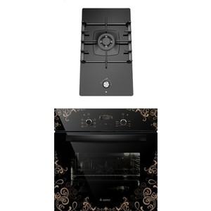 Встраиваемый комплект GEFEST ПВГ 2001 + ДА 622-02 К19 встраиваемый комплект gefest пвг 2001 да 622 04 а1
