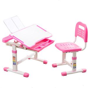 Комплект парта + стул трансформеры FunDesk Vanda pink cubby fundesk sentire pink