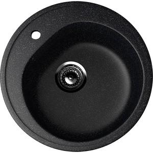 Кухонная мойка EcoStone ES-011 черная (ES-11-308)