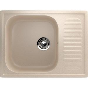 Кухонная мойка EcoStone ES-018 бежевая (ES-18-328)
